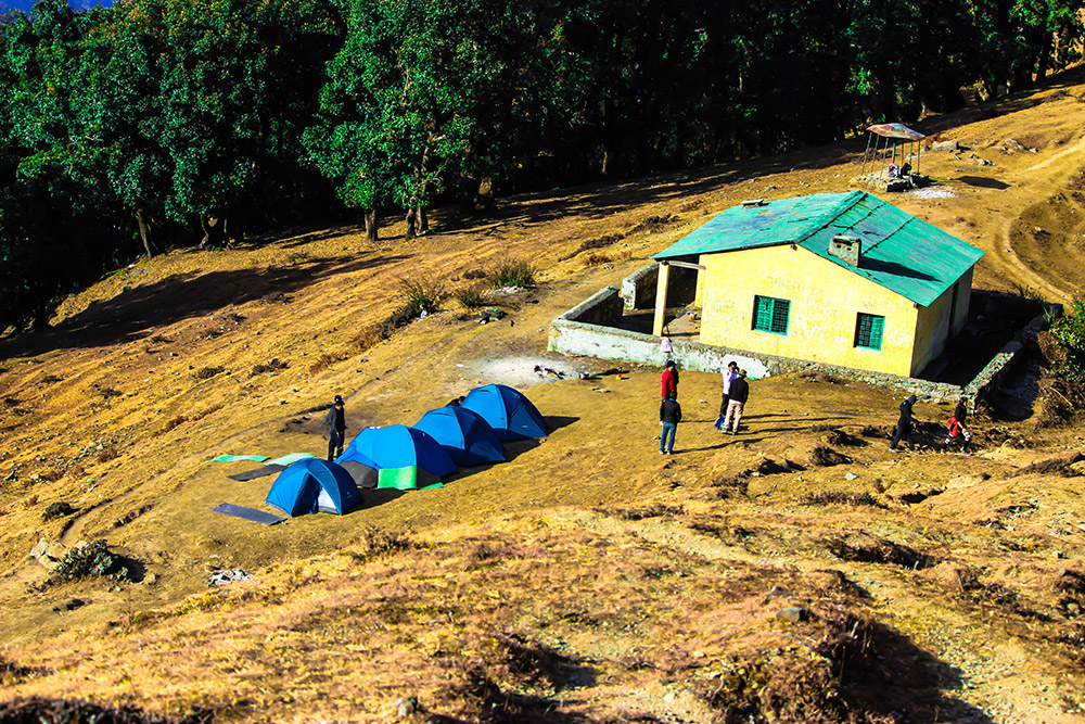 adventure camps uttarakhand