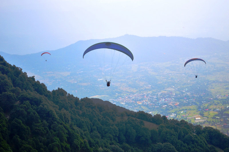 uttrakhand-photogallery-paragliding